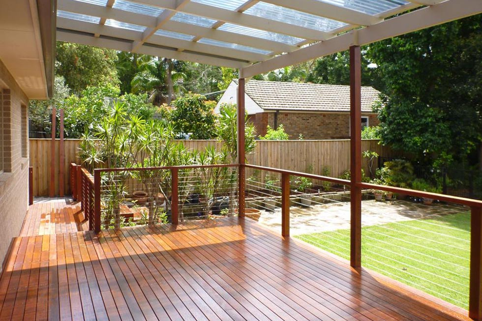 Decking and Timber